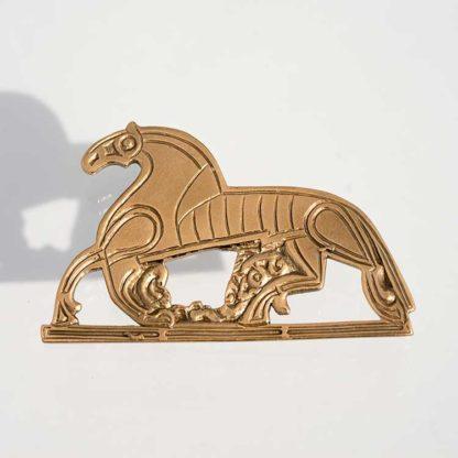 Jernalderhest-bronze