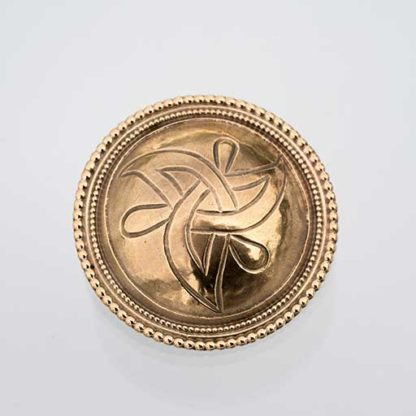Triskelebroche-bronze